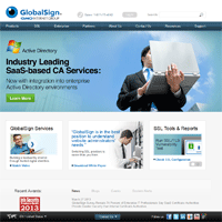 GlobalSign - Click to visit