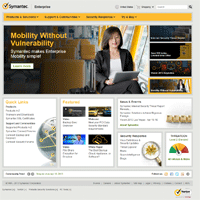 Symantec - Click to visit