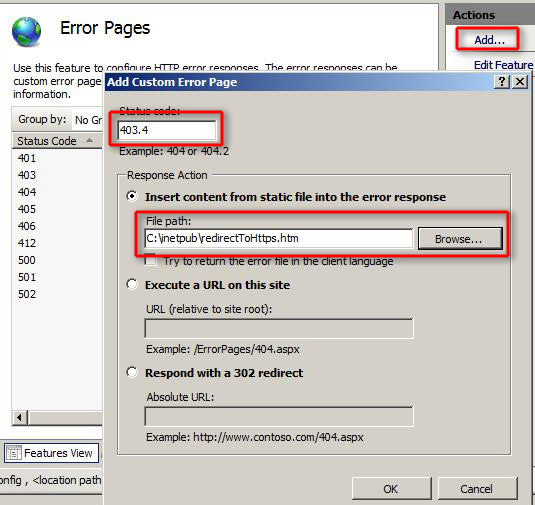 HTTP Redirects : The Official Microsoft IIS Site